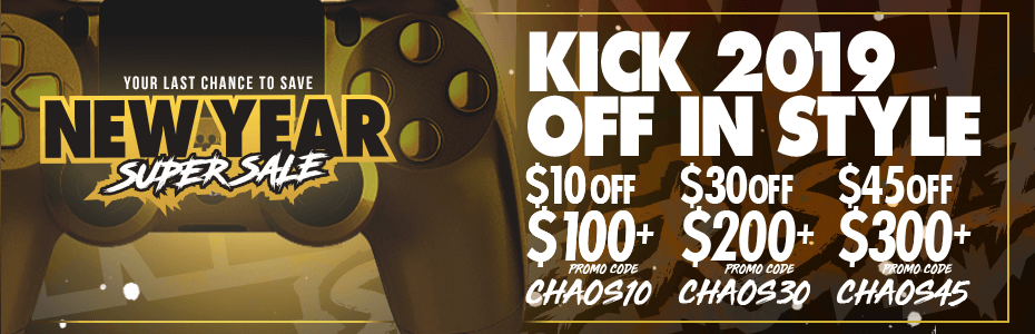 New Year Sale - Controller Chaos