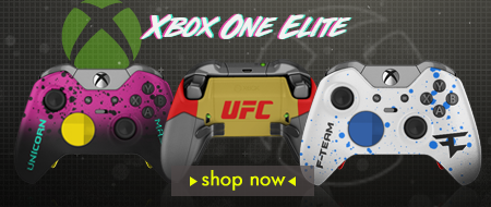 Build Your Own Xbox One Elite Custom Controllers