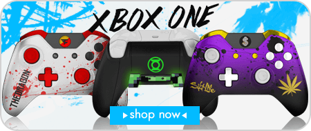 Build Your Own Xbox ONE Custom Controllers