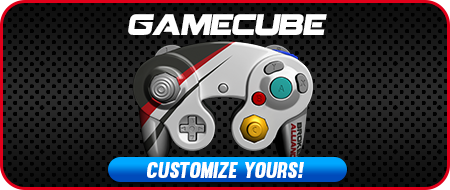 BxA Gaming Gamecube Custom Controllers