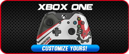 BxA Gaming Xbox One Custom Controllers