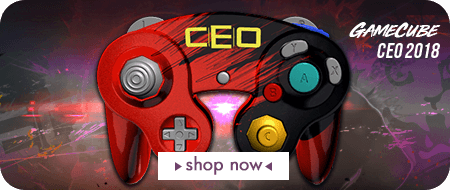 CEO 2018 Exclusive Custom Controllers
