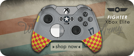 Call of Duty: WW2 Exclusive Custom Controllers