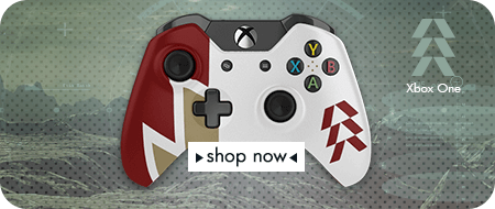 Hunters Destiny Xbox One Custom Controllers