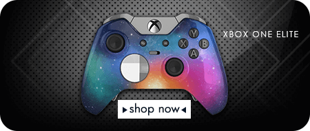 Galaxy Edition Xbox One Elite Custom Controllers