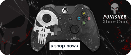 Punisher - Xbox One - Custom Controllers
