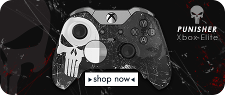 Punisher - Xbox One Elite - Custom Controllers