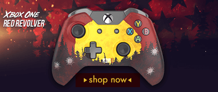Red Dead Redemption 2 Custom Controller
