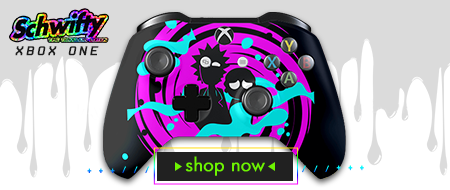 Rick and Morty | Schwifty: Time Travelers Edition Xbox One Custom Controller