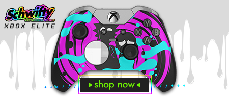 Rick and Morty | Schwifty: Time Travelers Edition Xbox One Elite Custom Controller