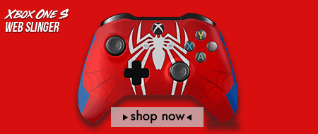 Spider-Man Xbox One Custom Controller