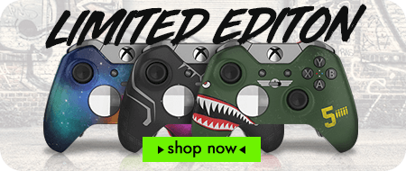 Xbox One Elite Limited Edition - Custom Controllers